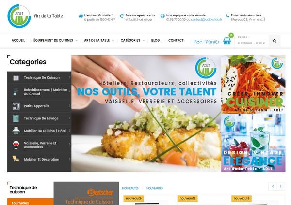 nouveau site internet factomedia
