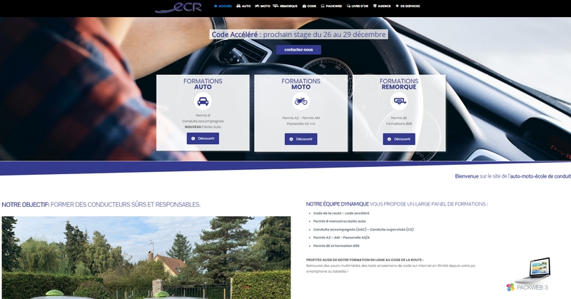 site_auto_ecole